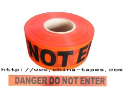 caution tapes