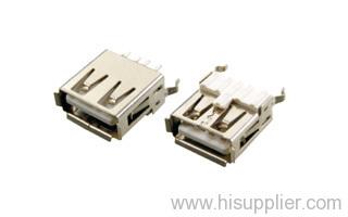 Female USB 2.0 Connector