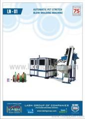 Automatic PET Stretch Blow Molding machine