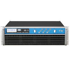 Professional power amplifier