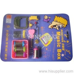 Yunsheng DIY Music Box Kit