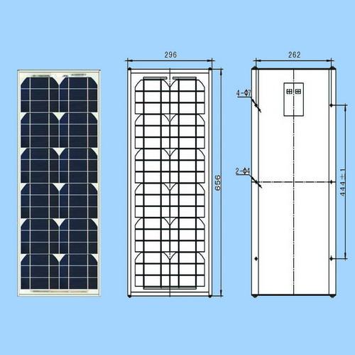 Solar Panel Diagram From China Manufacturer Ningbo Huashun Solar