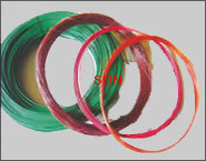 vinyl coated wire