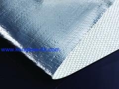 AL Foil Laminated Fiberglass Fabric 701910226