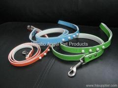 pet PU leashes