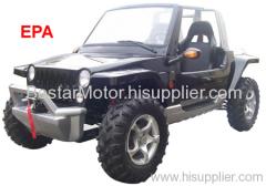 800CC EFI Jeep