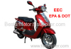 Vespa style 50CC/125CC/150CC Scooter