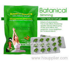 Botanical Slimming Softgel