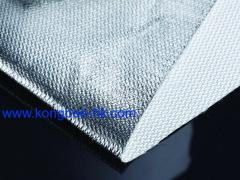 AL Foil Laminated Fiberglass Fabric 701910201