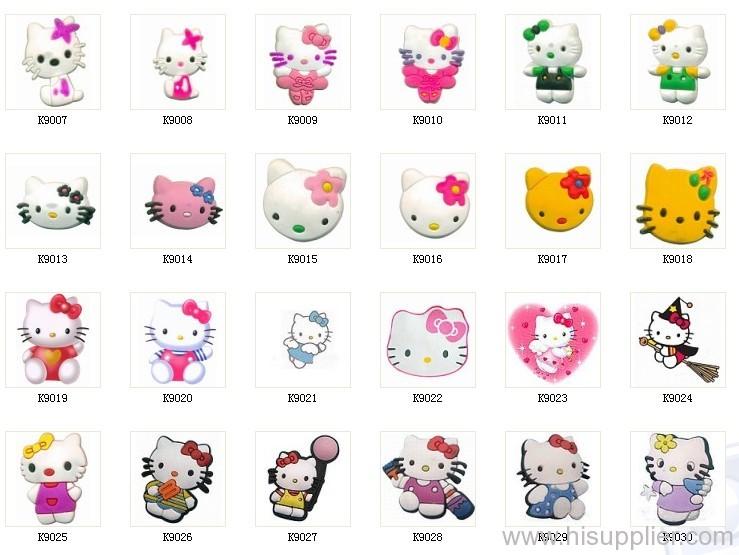 acdd0e88b23e jibbitz clogs charms hello kitty hello kitty manufacturer from China ...