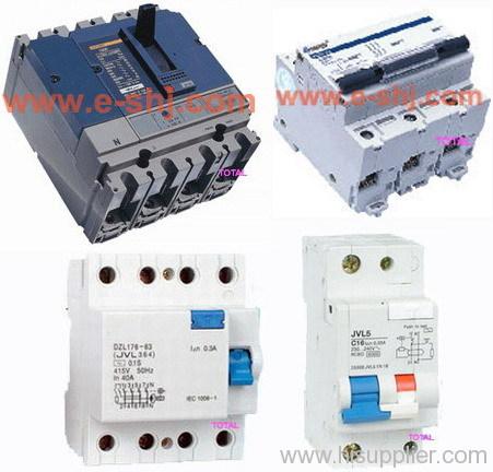 circuit breaker, mcb, rccb, rcbo, mccb, elcb, rcd manufacturer from