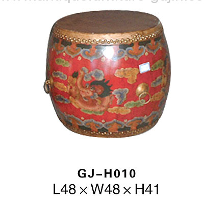 Chinese antique reproduction drum from china manufacturer for Oriental reproduction furniture