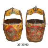 Antique asia furniture bucket