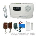 2 wired zone alarm system