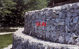 Hexagonal Wire Gabion