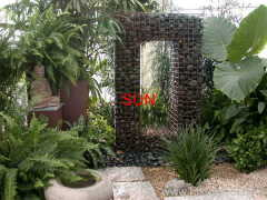 garden decorative gabion