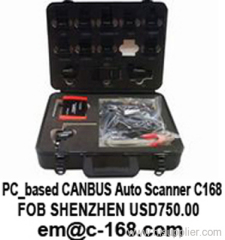 Carbrain – PC_based Wireless OBD2 Auto Scanner C168