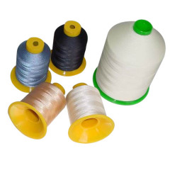 green nylon thread
