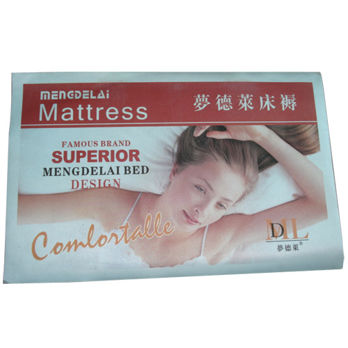Mattress Label
