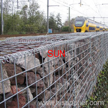 gabion basket fabric