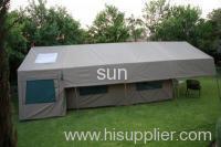 Permanent tents
