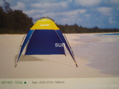 foreshore tent
