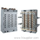 32 Cavities PET Preform Molds With Hot Running System