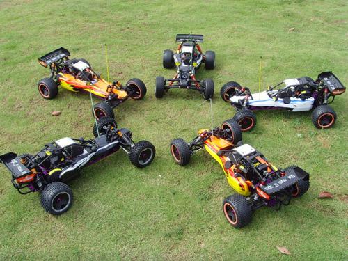 Gas Racing Car 23cc From China Manufacturer Yongkang Rovan