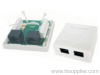 RJ45 SURFACE MOUNT JACK BOX
