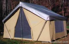 solid canvas tents