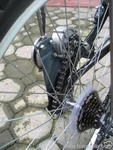 Brush Motor Ebike Conversion Kits Products From China