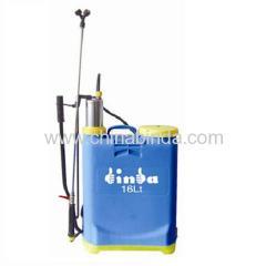 16L plastic sprayer
