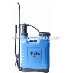 plastic manual sprayer