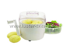 Potato Peeler and Salad Spinner