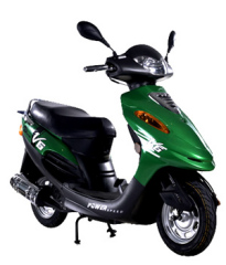 Gasoline Motor Scooters