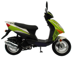 moped gas scooter