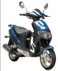 EEC Approved Scooters