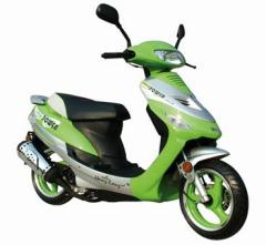 motor gas scooter