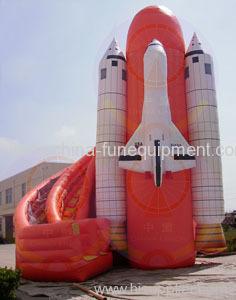 Inflatable Slide/inflatable game/inflatable toy: FS088