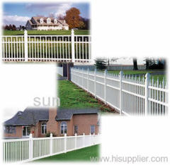 decorative guard fence