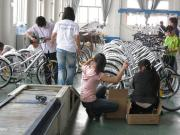 Installing Electric Bikes
