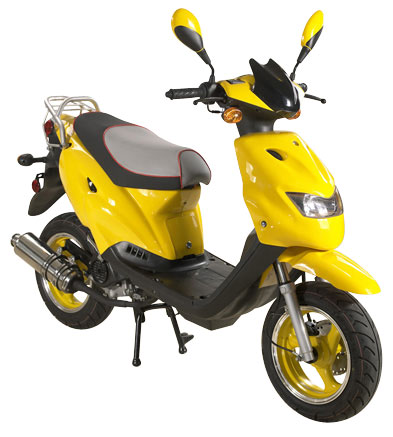 125cc power scooters