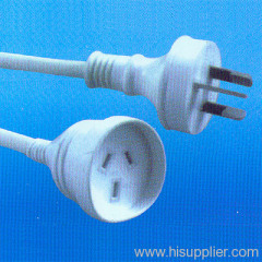 Australian SAA power cord