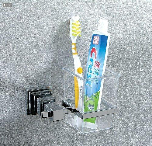 不倒翁牙刷架