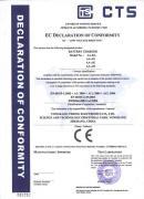 CE &LVD certificater