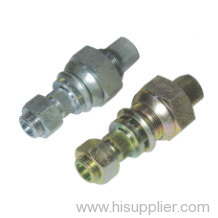 wheel nut and bolt