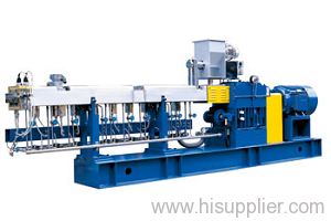 parallel corotating twin extruder