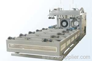 Double Pipe Extrusion Line manufactury