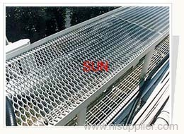 aluminum steel expanded metal