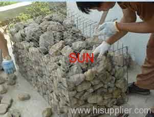 wire mesh welded gabion